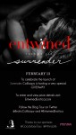 Entwined 3 blog giveaway poster